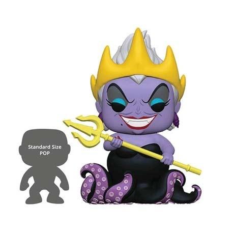 Figur Pop! 25 cm Glow in the Dark Disney Little Mermaid Ursula Funko Online Shop Switzerland