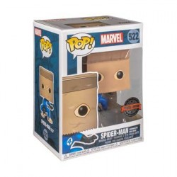 Figur Pop! Marvel Spider-Man Bombastic Bag-Man Limited Edition Funko Online Shop Switzerland