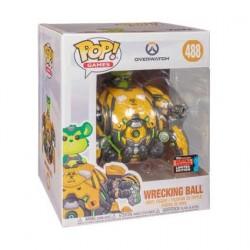 Figur Pop! 15 cm NYCC 2019 Overwatch Toxic Wrecking Limited Edition Funko Online Shop Switzerland