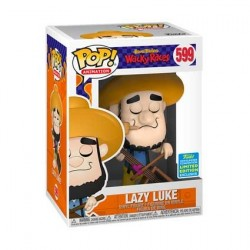 Figur Pop! SDCC 2019 Hanna Barbera Wacky Races Lazy Luke Limited Edition Funko Online Shop Switzerland
