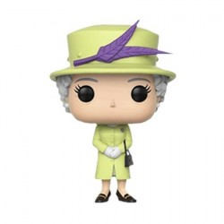Figur Pop! Celebs Royal Family Queen Elizabeth II Green Outfit (Rare) Funko Online Shop Switzerland