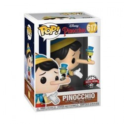Figur Pop! Diseny Pinocchio with Jiminy Cricket Limited Edition Funko Online Shop Switzerland