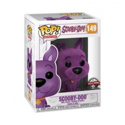 Figuren Pop! Scooby Doo Purple Flockiert Limitierte Auflage Funko Online Shop Schweiz