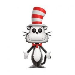 Figurine Pop! Floqué Dr Seuss Cat in The Hat Edition Limitée Funko Boutique en Ligne Suisse