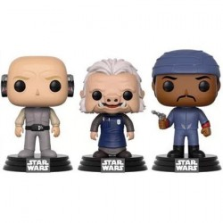 Figur Pop! Star Wars Cloud City 3-pack Lobot, Ugnaught and Bespin Guard Limited Edition Funko Online Shop Switzerland