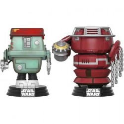 Figur Pop! Star Wars Solo Fighting Droids 2-Pack Limited Edition Funko Online Shop Switzerland