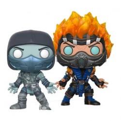 Figur Pop! Mortal Kombat X Scorpion and Sub Zero 2-Pack Limited Edition Funko Online Shop Switzerland