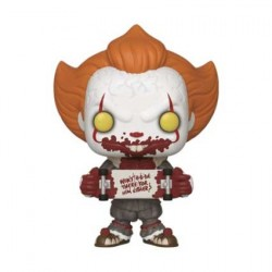 Figur Pop! It Chapter 2 Pennywise with Skateboard Limited Edition Funko Online Shop Switzerland