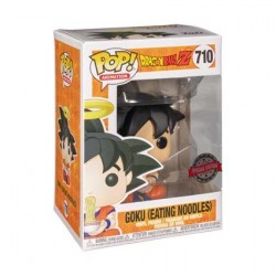 Figur Pop! Dragon Ball Z Goku Eating Noodle Limited Edition Funko Online Shop Switzerland