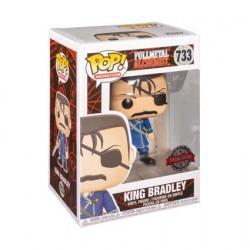 Figur Pop! Fullmetal Alchemist King Bradley Limited Edition Funko Online Shop Switzerland