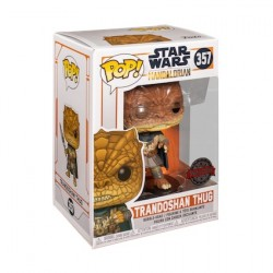 Figur Pop! Star Wars The Mandalorian Trandoshan Thug Limited Edition Funko Online Shop Switzerland