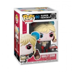 Pop! Batman Harley Quinn with Mallet Limited Edition