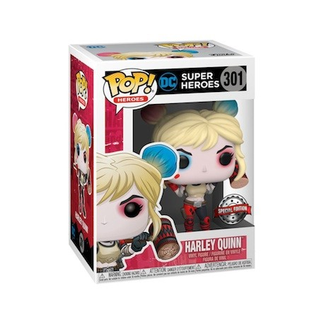 Figur Pop! Batman Harley Quinn with Mallet Limited Edition Funko Online Shop Switzerland