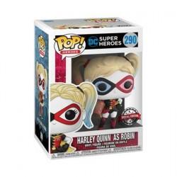 Figurine Pop! Batman Harley Quinn en Robin Edition Limitée Funko Boutique en Ligne Suisse