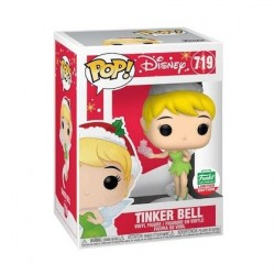 Figur Pop! Disney Holiday Tinker Bell Limited Edition Funko Online Shop Switzerland