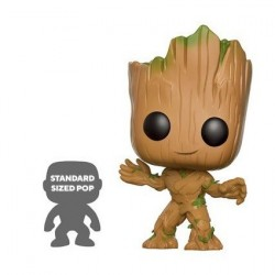 Figurine Pop! 25 cm Marvel GotG 2 Life-Size Young Groot Limited Edition Funko Boutique en Ligne Suisse