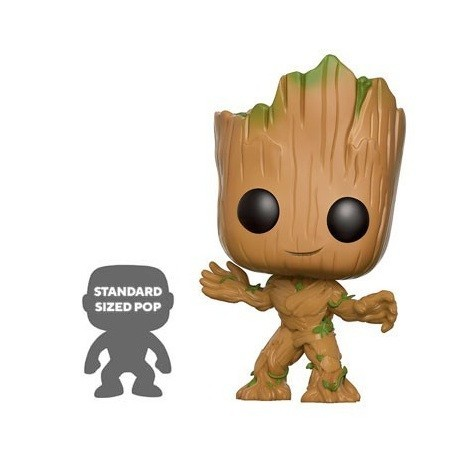 Figur Pop! 25 cm Marvel GotG 2 Life-Size Young Groot Limited Edition Funko Online Shop Switzerland