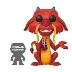 Figurine Pop! 25 cm Disney Mulan Mushu Funko Boutique en Ligne Suisse