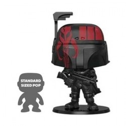 Figur Pop! 25 cm Star Wars Boba Fett Black Limited Edition Funko Online Shop Switzerland