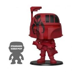 Figurine Pop! 25 cm Star Wars Boba Fett Red Edition Limitée Funko Boutique en Ligne Suisse
