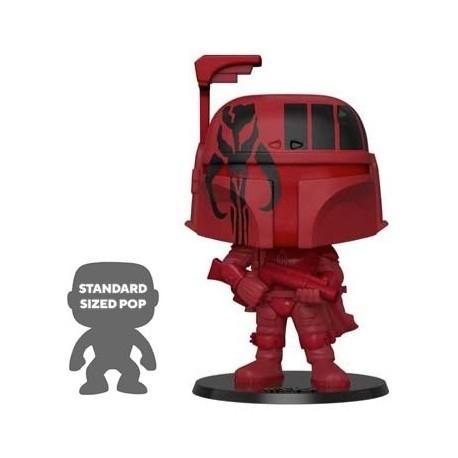 Figur Pop! 25 cm Star Wars Boba Fett Red Limited Edition Funko Online Shop Switzerland