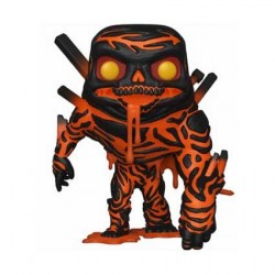 Figur Pop! Marvel Spider-Man Far from Home Molten Man Funko Online Shop Switzerland