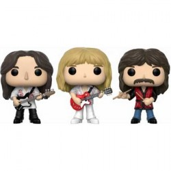 Figur Pop! Rocks Rush Geddy Alex Neil 3-Pack Funko Online Shop Switzerland