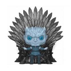 Figurine Pop! 15 cm Deluxe Game of Thrones Night King Sitting on Iron Throne Funko Boutique en Ligne Suisse