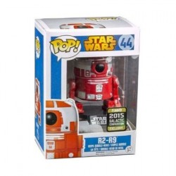 Pop! Star Wars R2-R9 Convention 2015 Special Edition Limitée