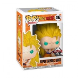 Figur Pop! Dragon Ball Z Super Saiyan 3 Goku Limited Edition Funko Online Shop Switzerland