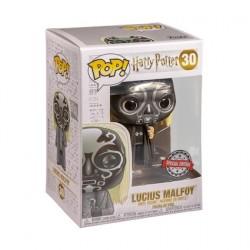 Figurine Pop! Harry Potter Death Eater Mask Lucius Edition Limitée Funko Boutique en Ligne Suisse