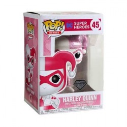 Figur Pop! Diamond DC Comics Harley Quinn Pink Glitter Limited Edition Funko Online Shop Switzerland