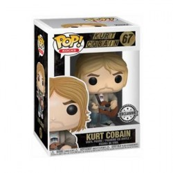 Figur Pop! Rocks Kurt Cobain MTV Unplugged Limited Edition Funko Online Shop Switzerland
