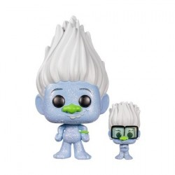 Figurine Pop! Diamond Trolls World Tour Hip Hop Guy avec Tiny Glitter Funko Boutique en Ligne Suisse