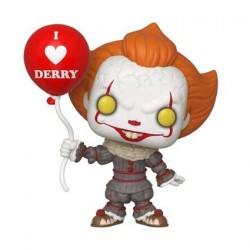 Figur Pop! It Chapter 2 Pennywise with Balloon Funko Online Shop Switzerland