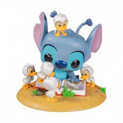 Figur Pop! Disney Stitch with Ducks Deluxe Limited Edition Funko Online Shop Switzerland