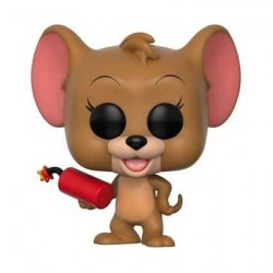 Figur Pop! Tom and Jerry - Jerry with Explosives Limited Edition Funko Online Shop Switzerland