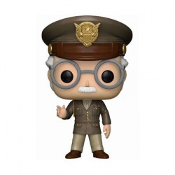 Figur Pop! Marvel Stan Lee Cameo Army General Limited Edition Funko Online Shop Switzerland
