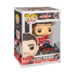 Figurine Pop! Hockey NHL Capitals Alex Ovechkin Edition Limitée Funko Boutique en Ligne Suisse