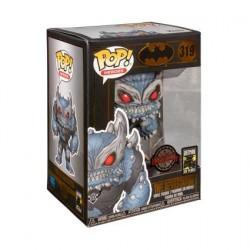 Figur Pop! Batman The Devastator 80th Anniversary Limited Edition Funko Online Shop Switzerland