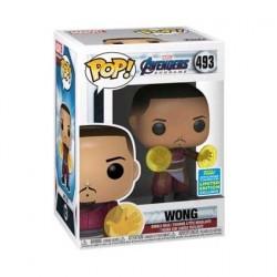 Figur Pop! SDCC 2019 Marvel Endgame Wong Limited Edition Funko Online Shop Switzerland