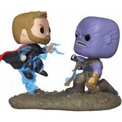 Figurine Pop! Movie Moments Marvel Avengers Infinity War Thor vs Thanos Funko Boutique en Ligne Suisse