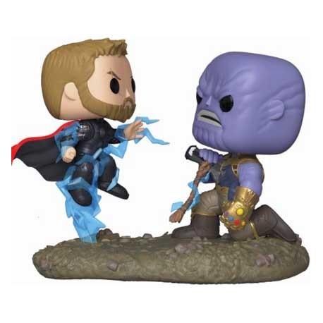 Figur Pop! Movie Moments Marvel Avengers Infinity War Thor vs Thanos Funko Online Shop Switzerland