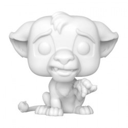 Figur Pop! The Lion King Simba DIY (Rare) Funko Online Shop Switzerland