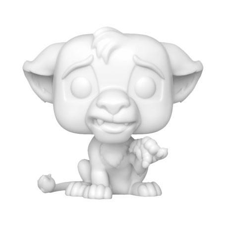 Figur Pop! The Lion King Simba DIY (Rare) Funko Online Shop Switzerland