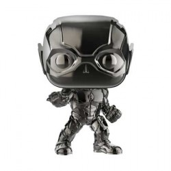 Figur Pop! Justice League The Flash Hematite Black Chrome Limited Edition Funko Online Shop Switzerland