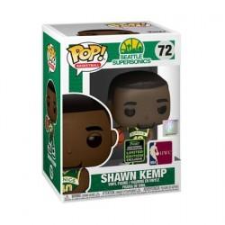 Figurine Pop! ECCC 2020 NBA Sonics Shawn Kemp Edition Limitée Funko Boutique en Ligne Suisse
