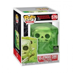 Figur Pop! ECCC 2020 Dungeons & Dragons Gelatinous Cube Limited Edition Funko Online Shop Switzerland