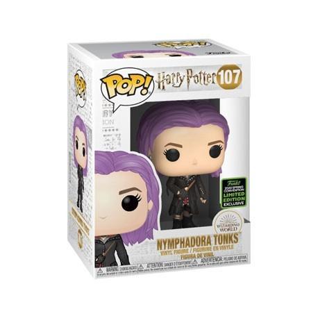 Figurine Pop! ECCC 2020 Harry Potter Nymphadora Tonks Edition Limitée Funko Boutique en Ligne Suisse