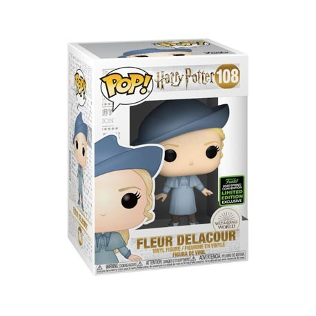 Figur Pop! ECCC 2020 Harry Potter Fleur Delacour Limited Edition Funko Online Shop Switzerland